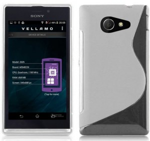 Top 10 Sony Xperia M2 Cases Covers Best Sony Xperia M2 Case Cover10