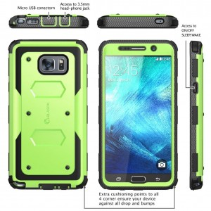 Best Samsung Galaxy Note 5 Cases Covers Top Case Cover7