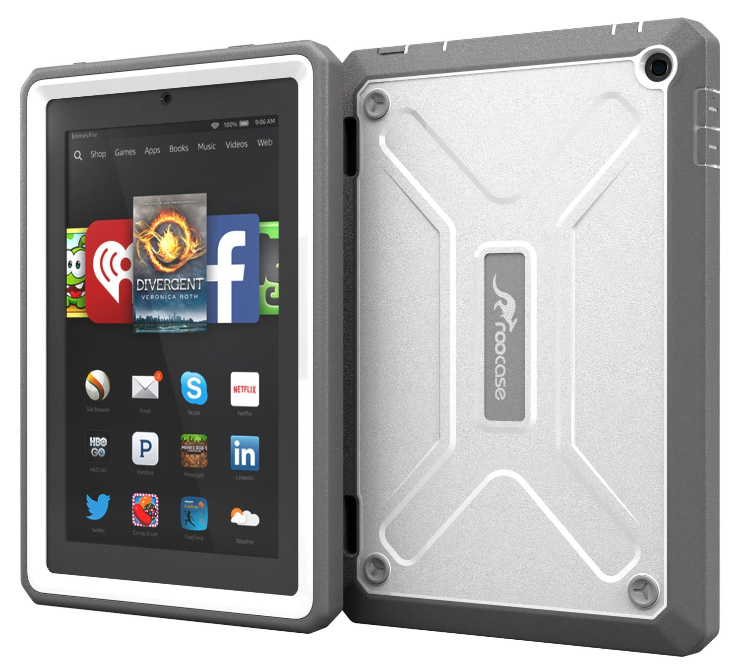 Top 8 best amazon fire hd 7 2014 cases and covers for Amazon casa
