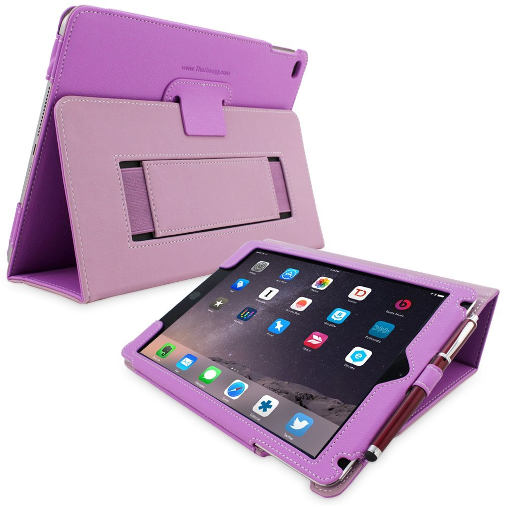 Snugg Wireless Bluetooth Keyboard Case Cover. The Snugg wireless Bluetooth keyboard case cover is a case design which totally protects your iPad Pro. It combines a wireless Keyboard which allows your iPad to rotate degree. It has a smart and sleek design that is also resilient/10(1).