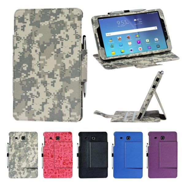 new product c0a45 5748f Top 10 Best Samsung Galaxy Tab E 8.0 Cases And Covers