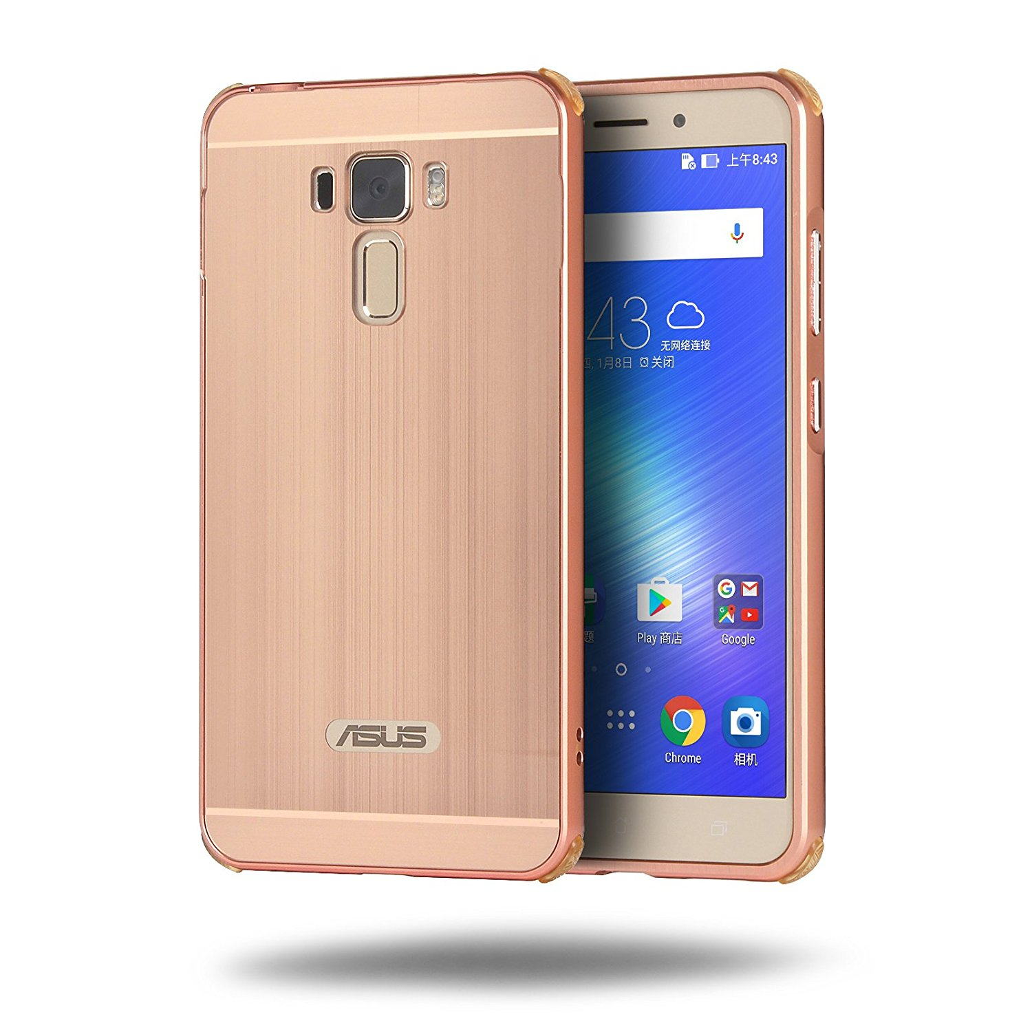 huge discount 62302 86bd1 Top 8 Best ASUS Zenfone 3 Laser Cases And Covers