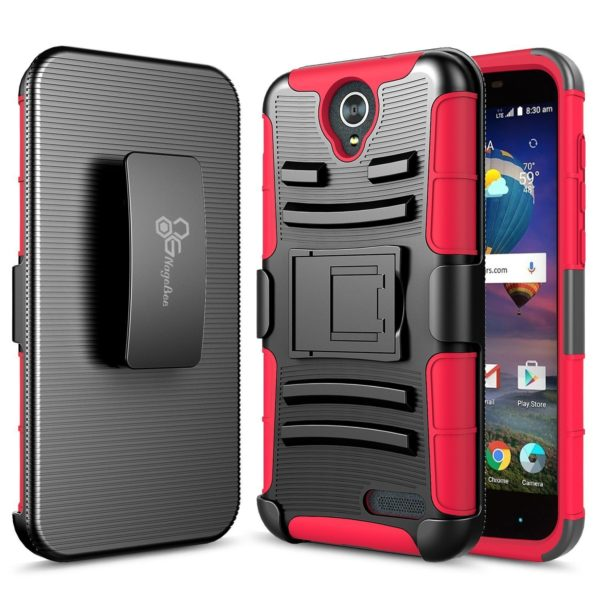 new styles 4af09 469e7 Top 5 Best ZTE ZMax Champ LTE Cases And Covers