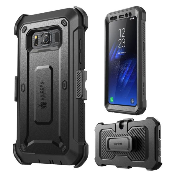 best service 5c7a9 60f3f Top 6 Best Samsung Galaxy S8 Active Cases And Covers