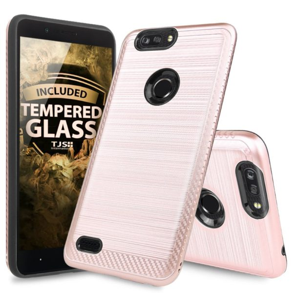 promo code 68994 bb38b Top 5 Best ZTE Blade X Cases And Covers